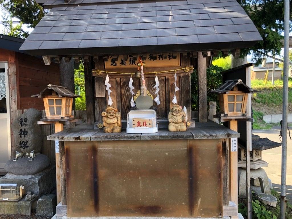 森三吉神社の末社
