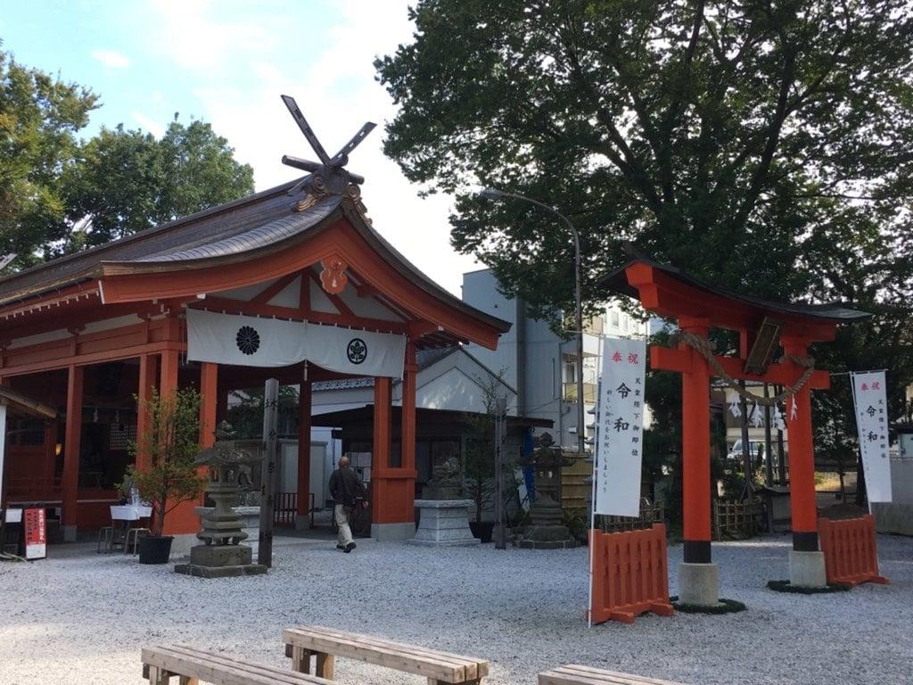 秩父今宮神社の建物その他
