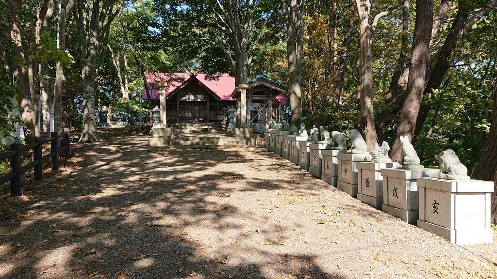 真駒内神社(北海道)