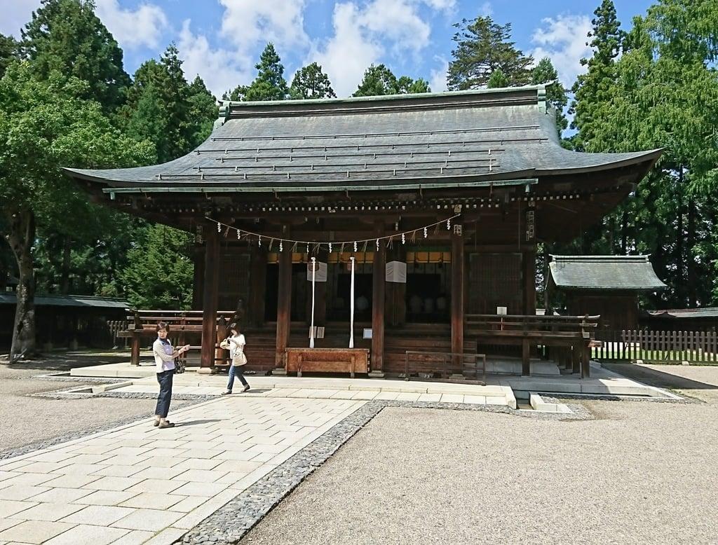 上杉神社(山形県)