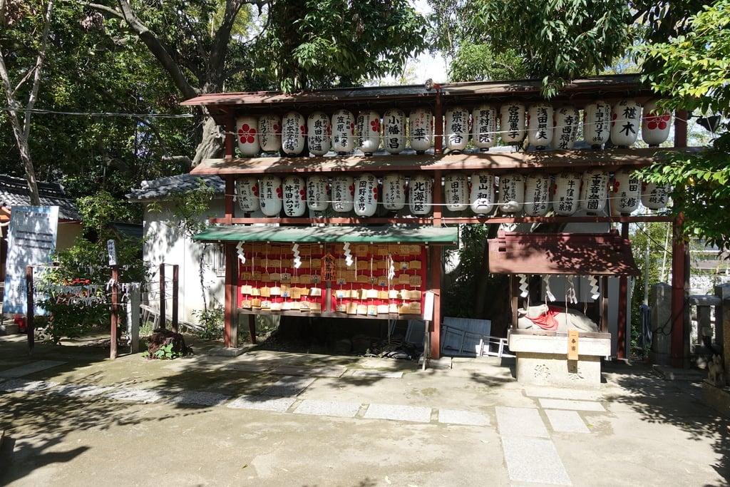 上新田天神社の絵馬