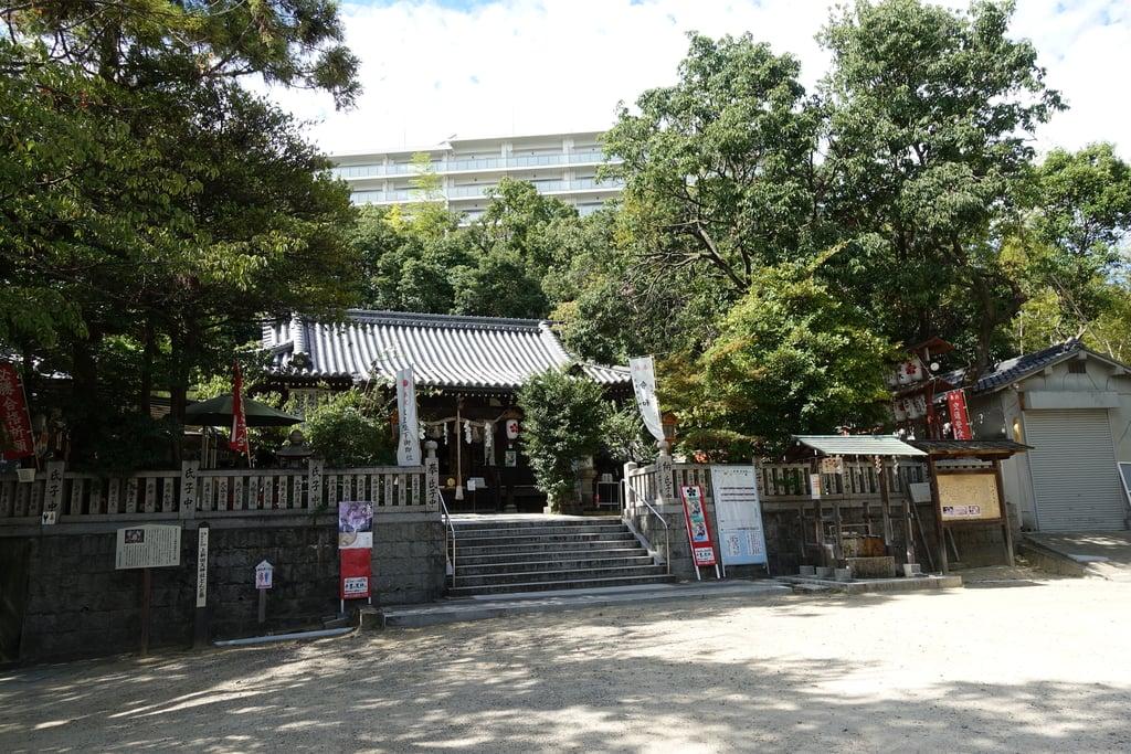 上新田天神社の建物その他