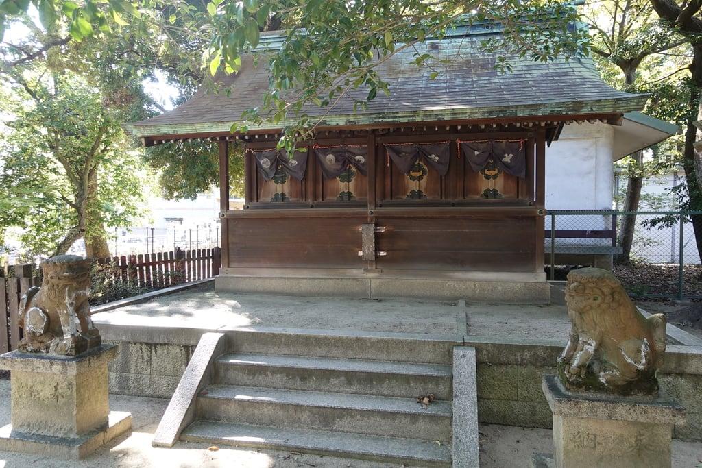 原田神社の末社