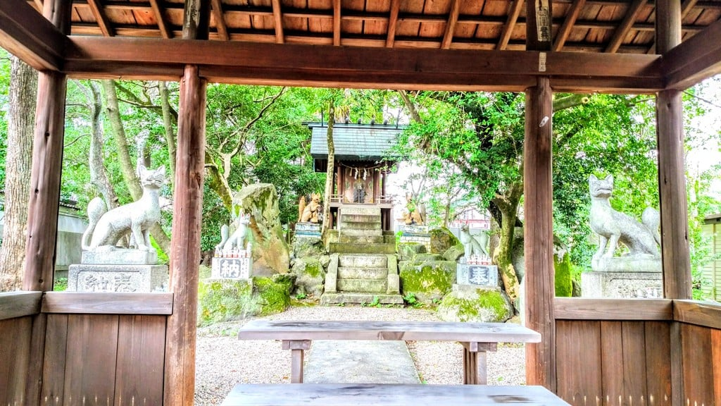深川神社の末社