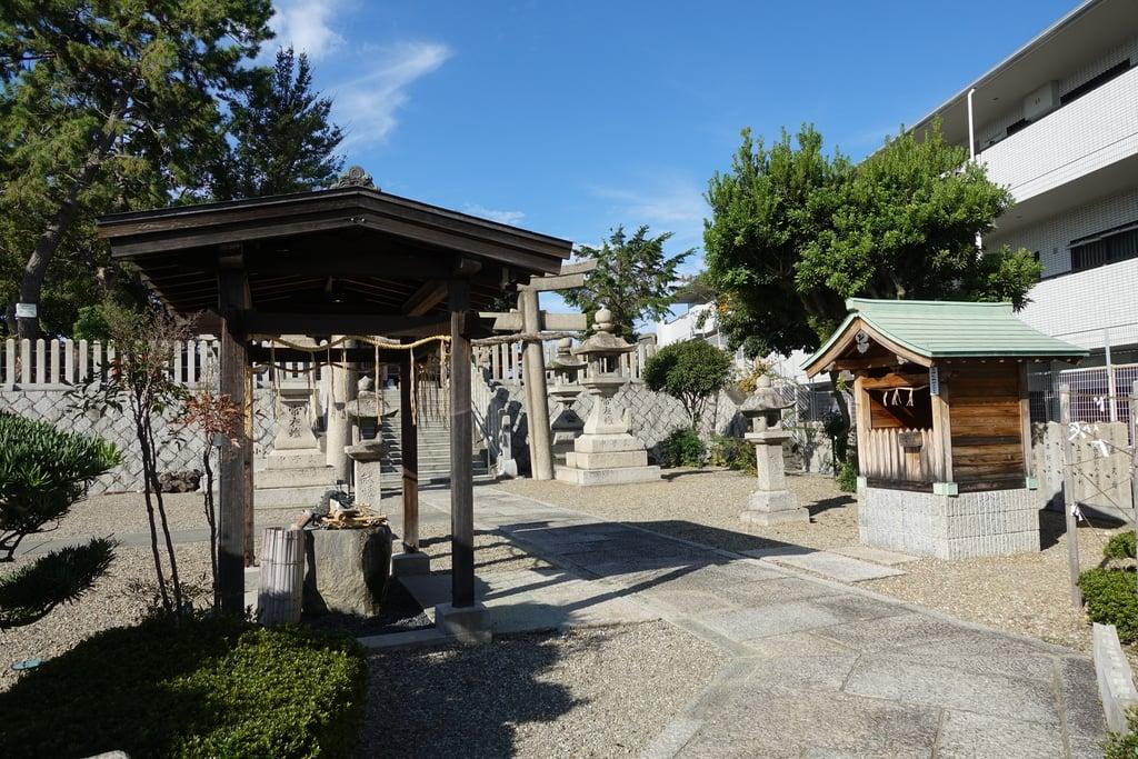 若宮住吉神社の建物その他