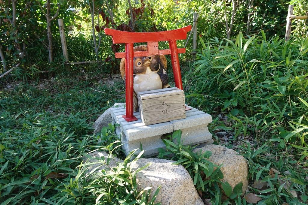 若宮住吉神社の末社