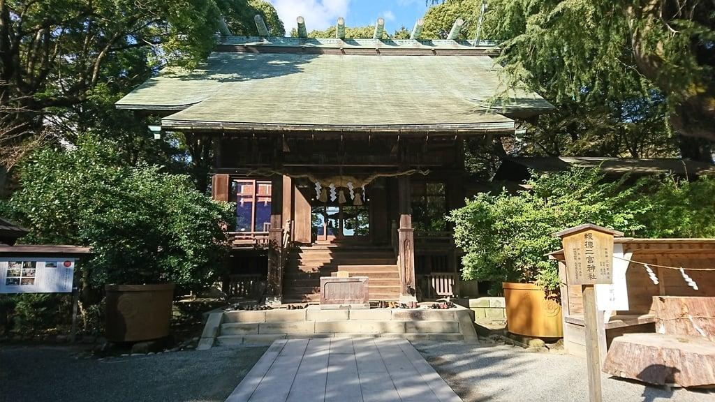 報徳二宮神社の本殿