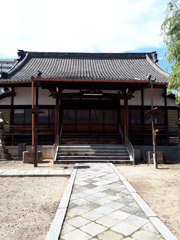 専修寺名古屋別院(愛知県)