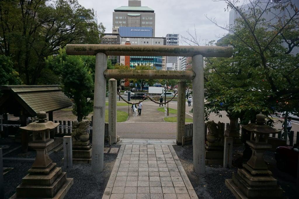白神社(広島県)