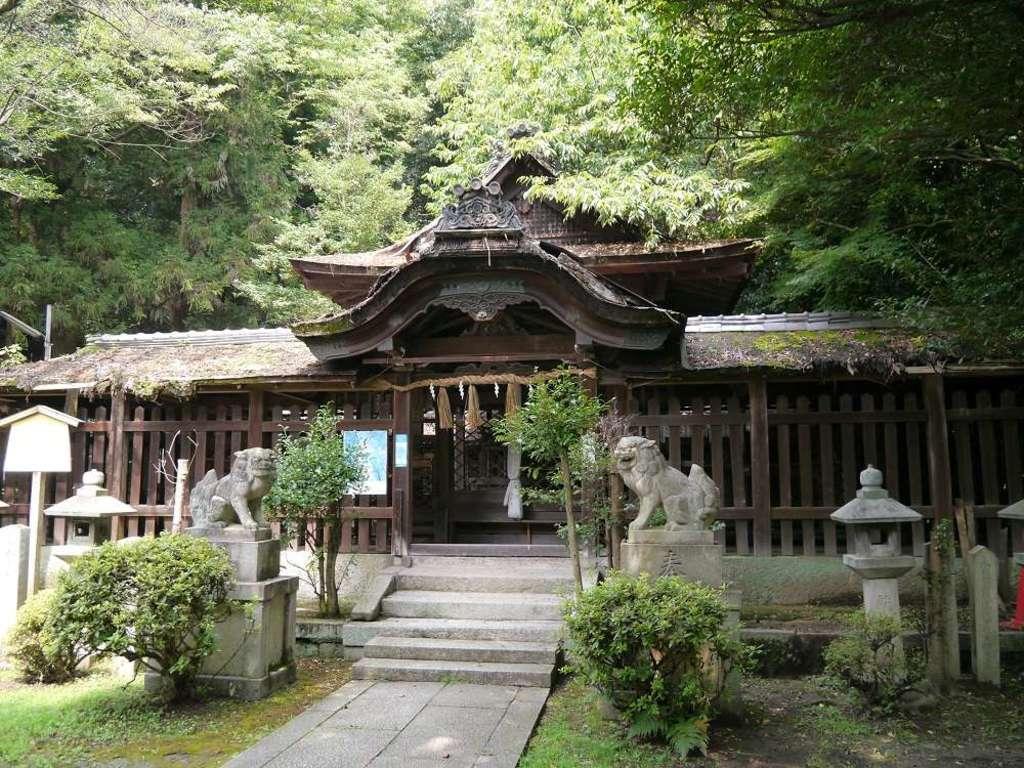 関蝉丸神社下社(滋賀県)