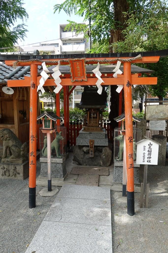 神津神社の末社