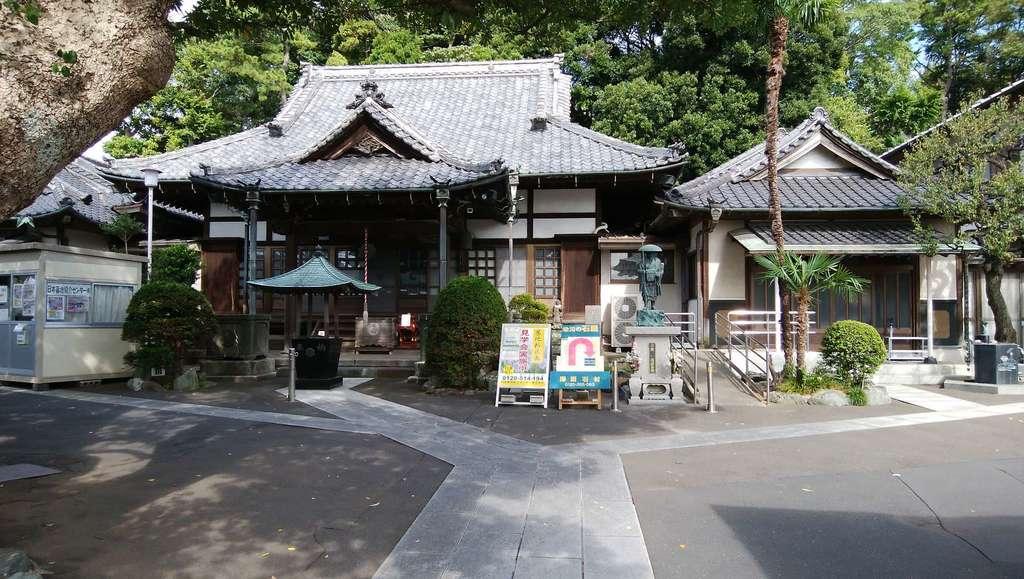 福聚院の本殿