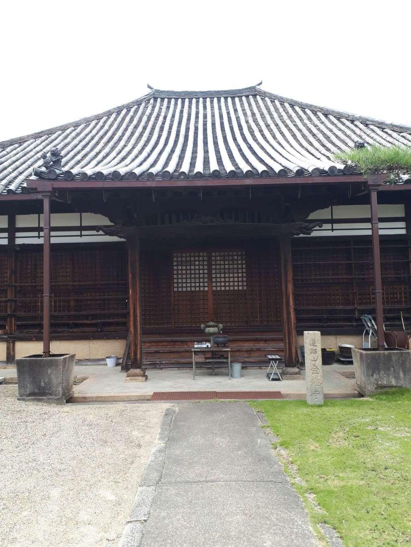 金躰寺の本殿