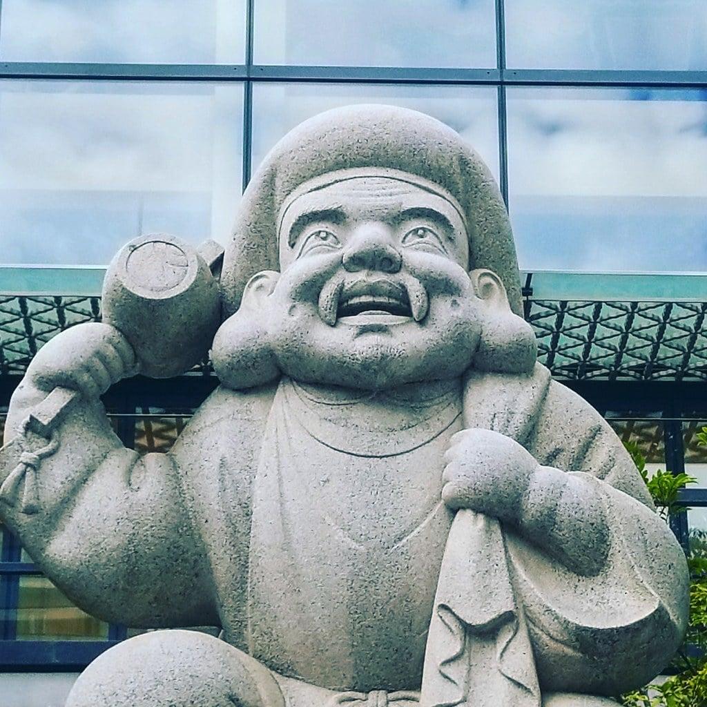 神田神社(神田明神)の像