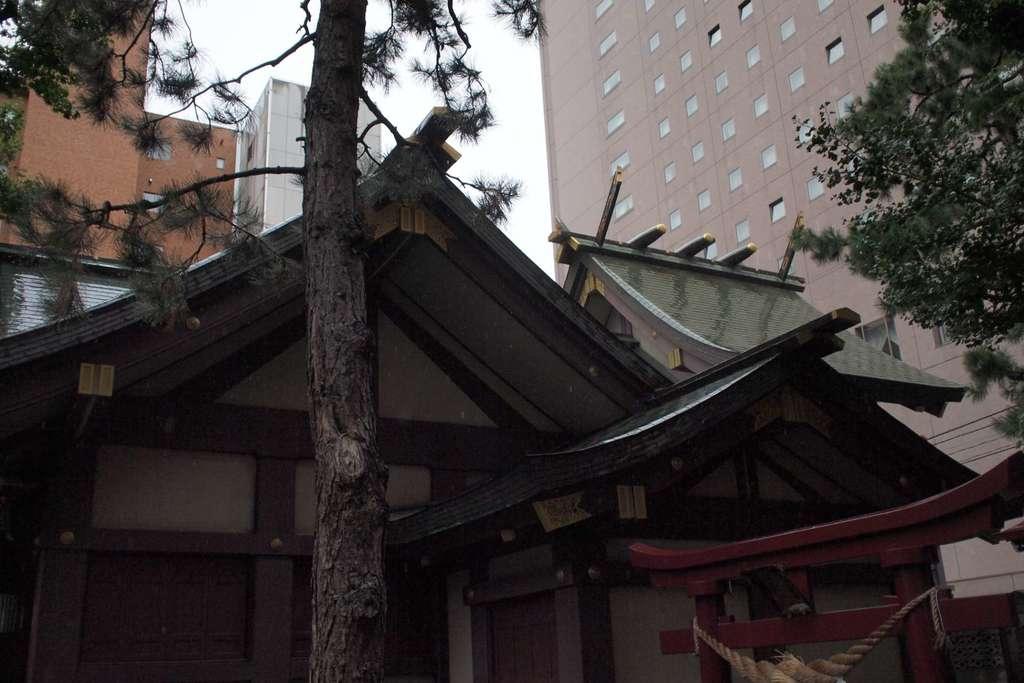 三吉神社(北海道)