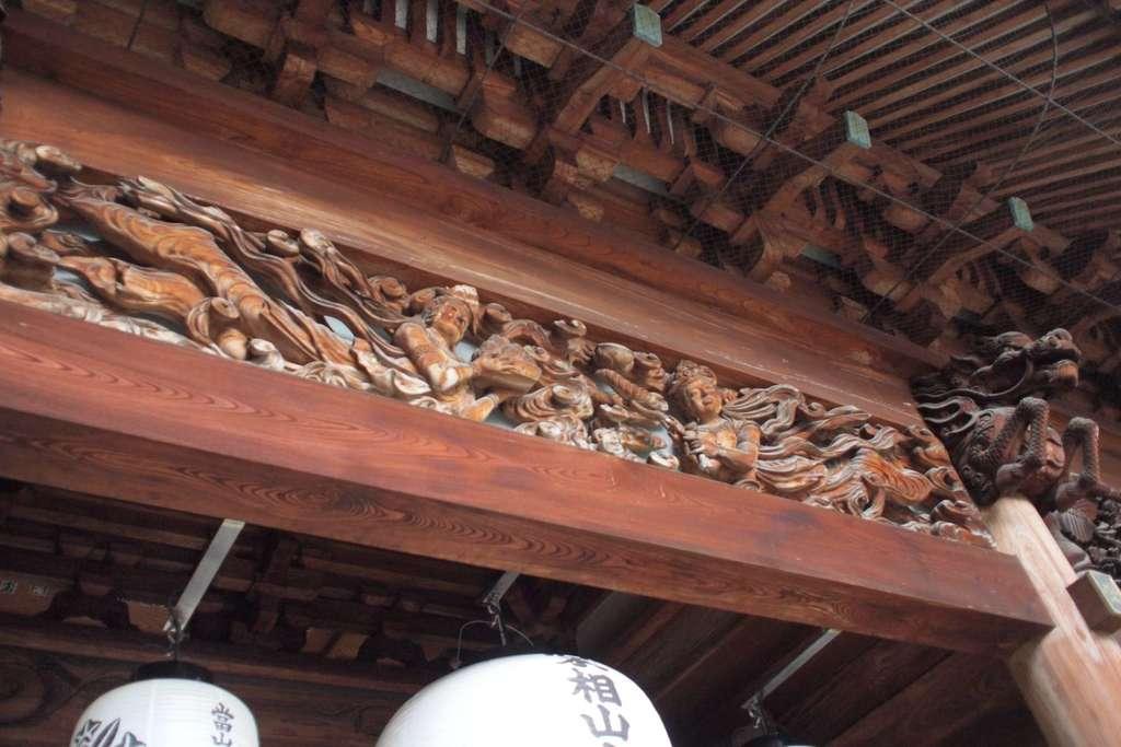 中央寺の芸術