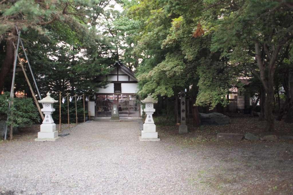 琴似神社(北海道)