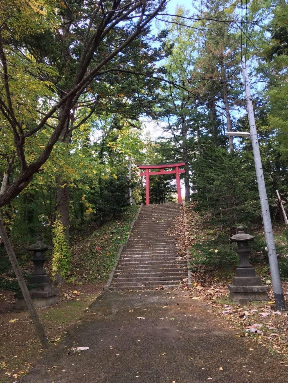 倶知安神社の建物その他