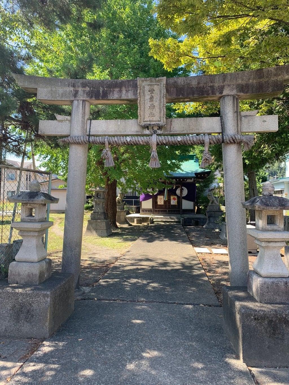 世直神社の鳥居