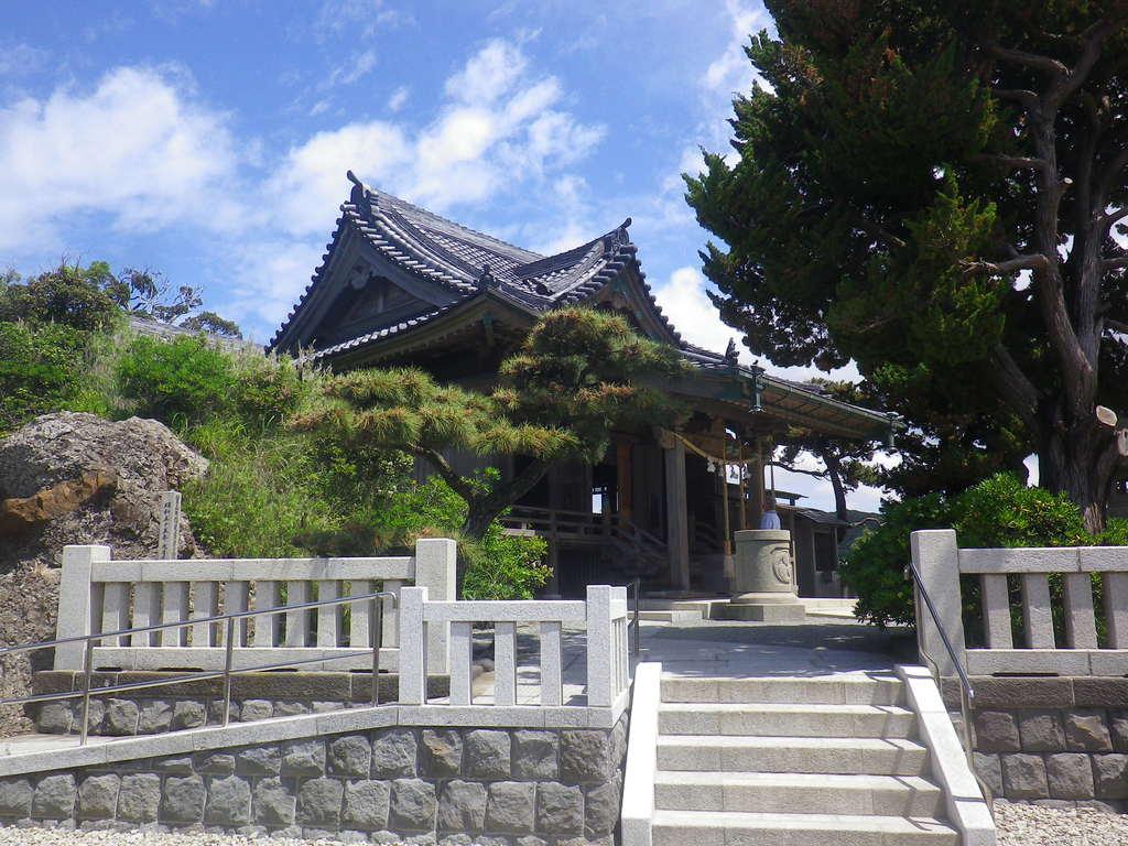 森戸大明神(森戸神社)の本殿