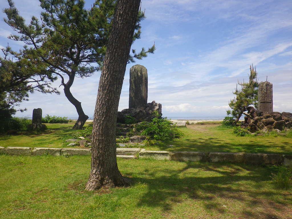 森戸大明神(森戸神社)の周辺