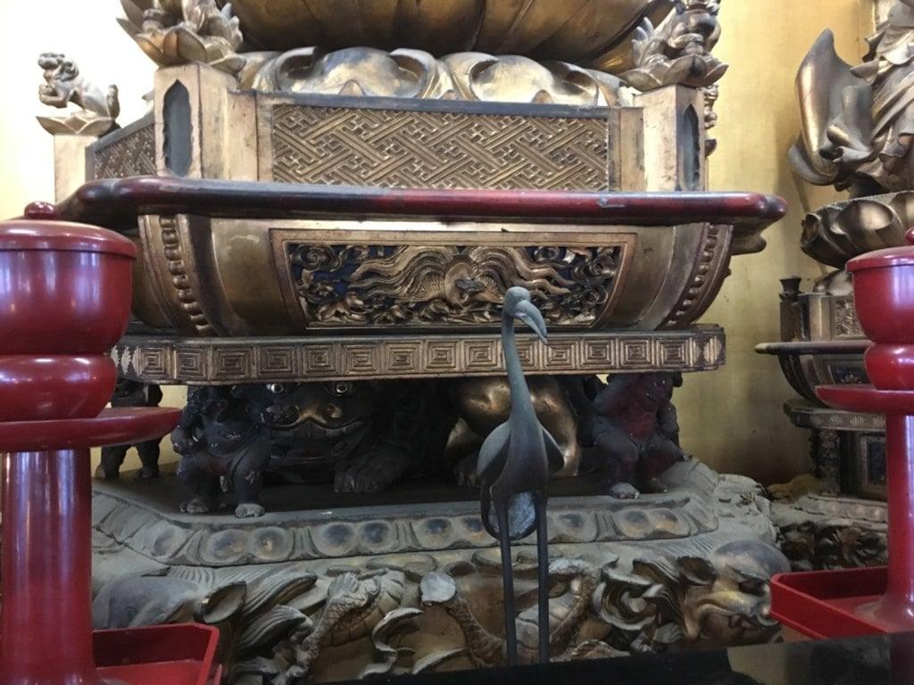 常念寺の芸術