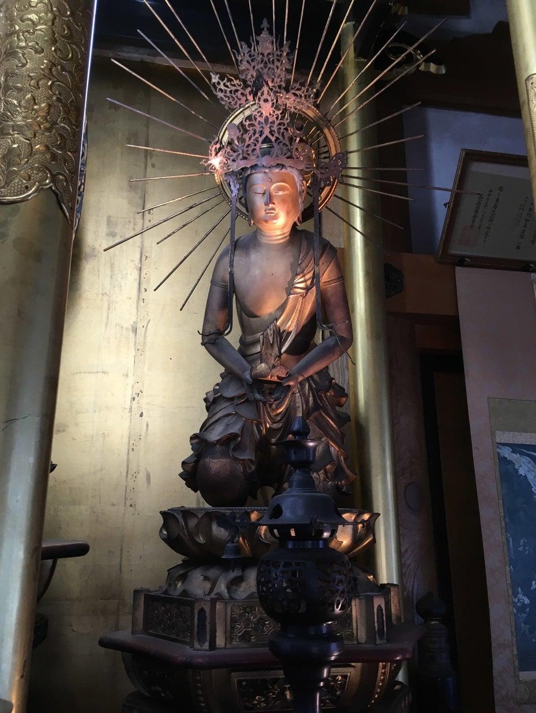 常念寺の仏像