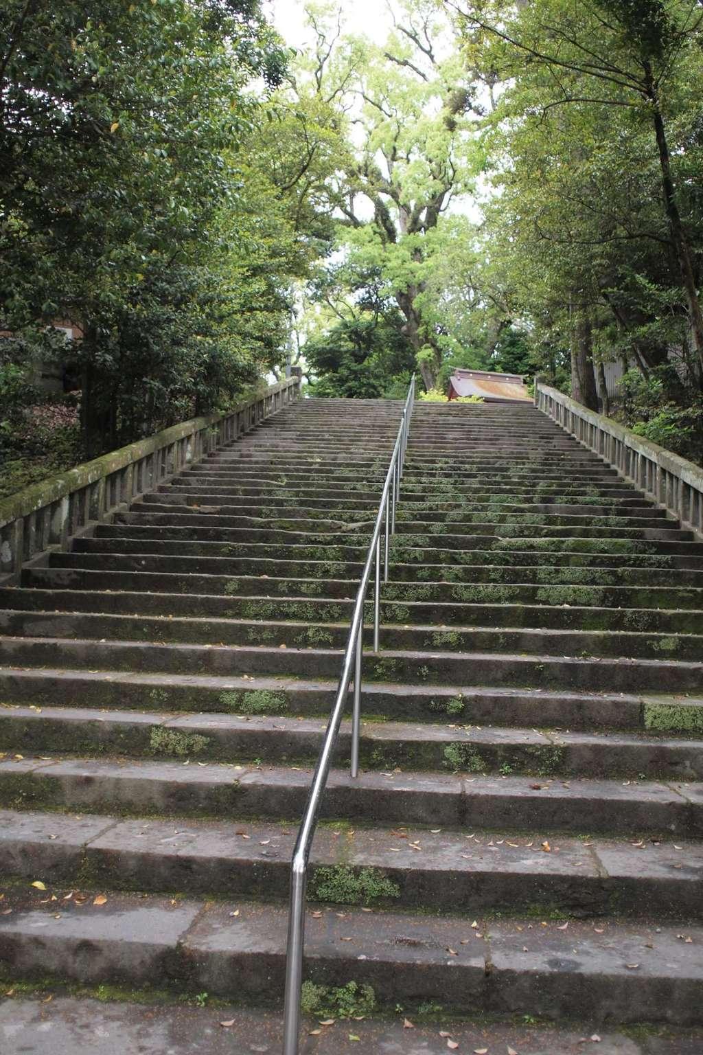 鹿児島神宮の建物その他