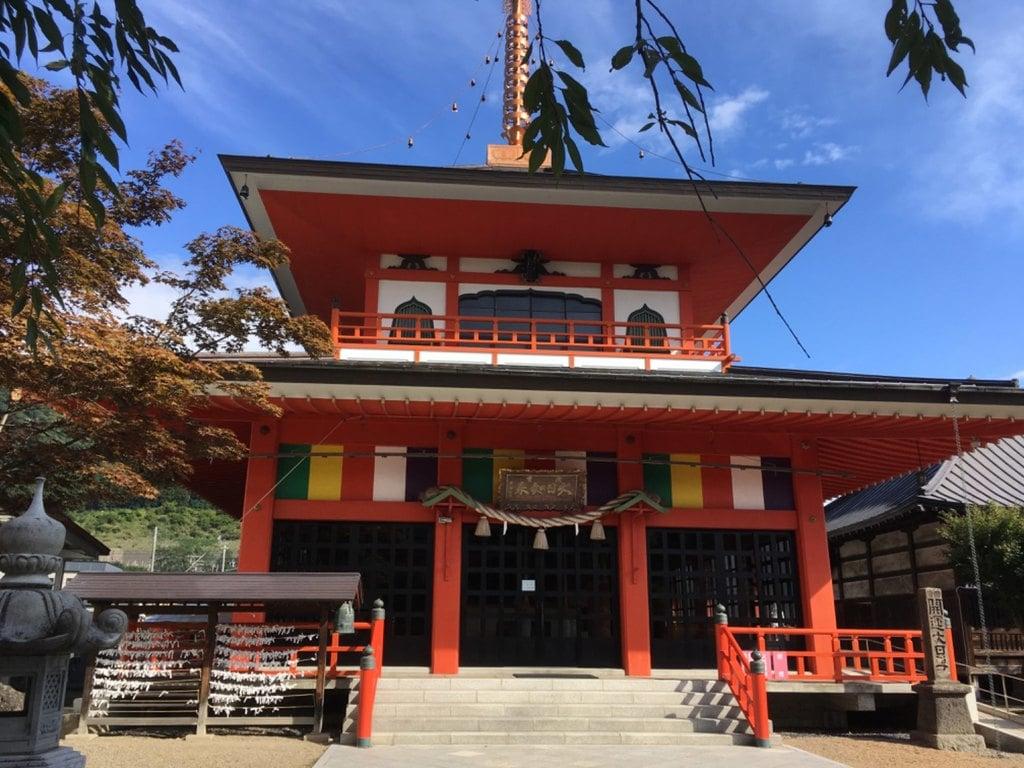 大圓寺の本殿