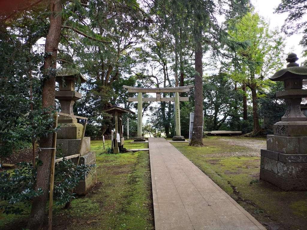 蛟蝄神社の建物その他