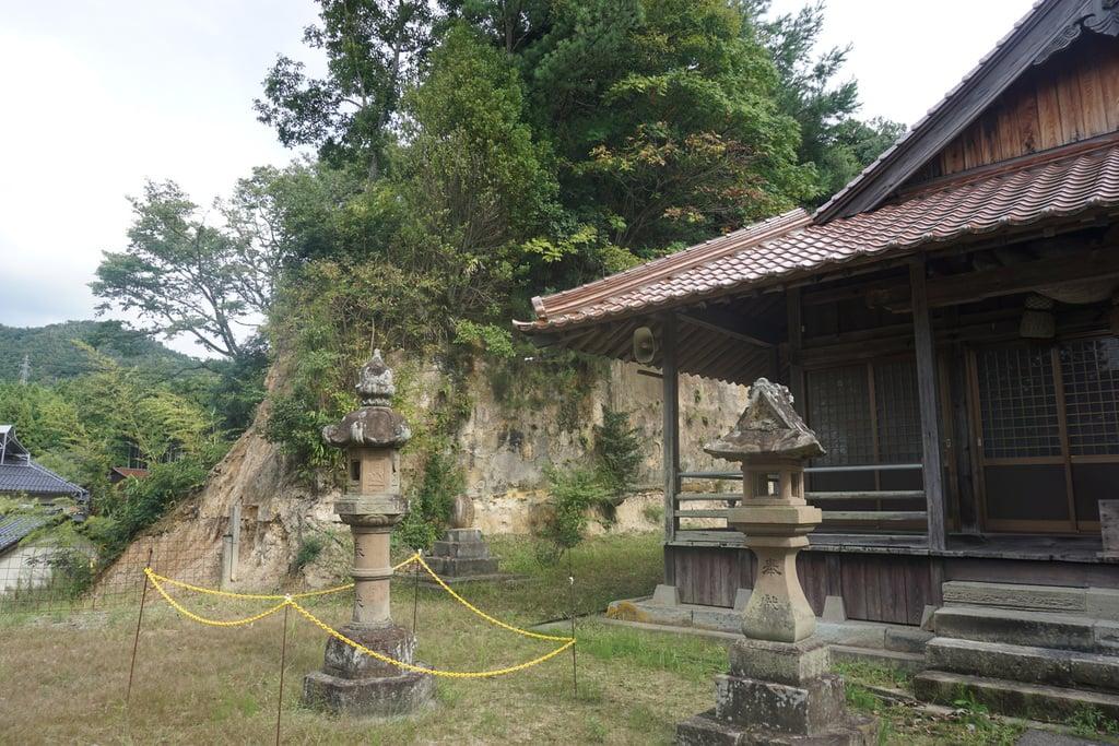 新具蘇姫命神社の建物その他