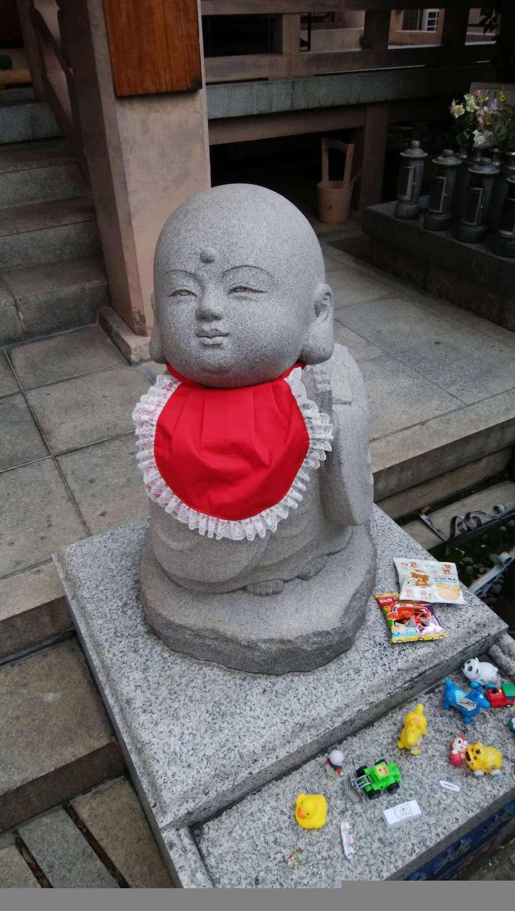 常光円満寺の地蔵