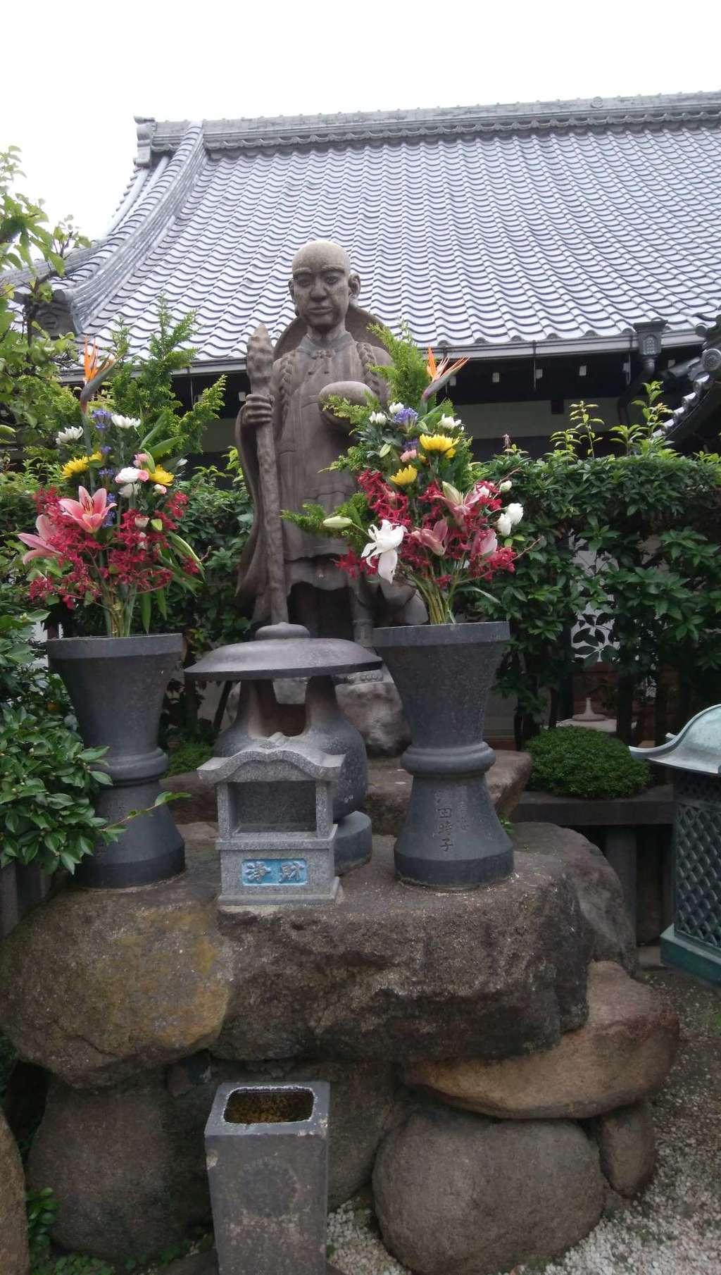 常光円満寺の像