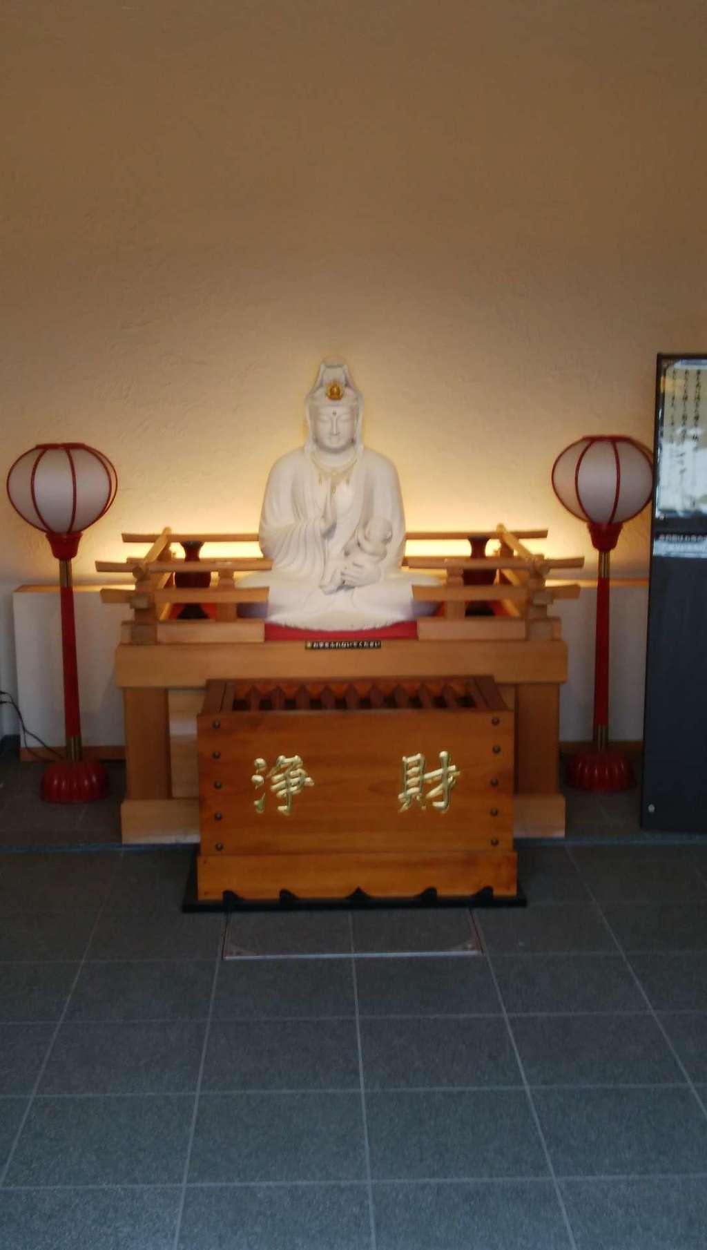 常光円満寺の仏像