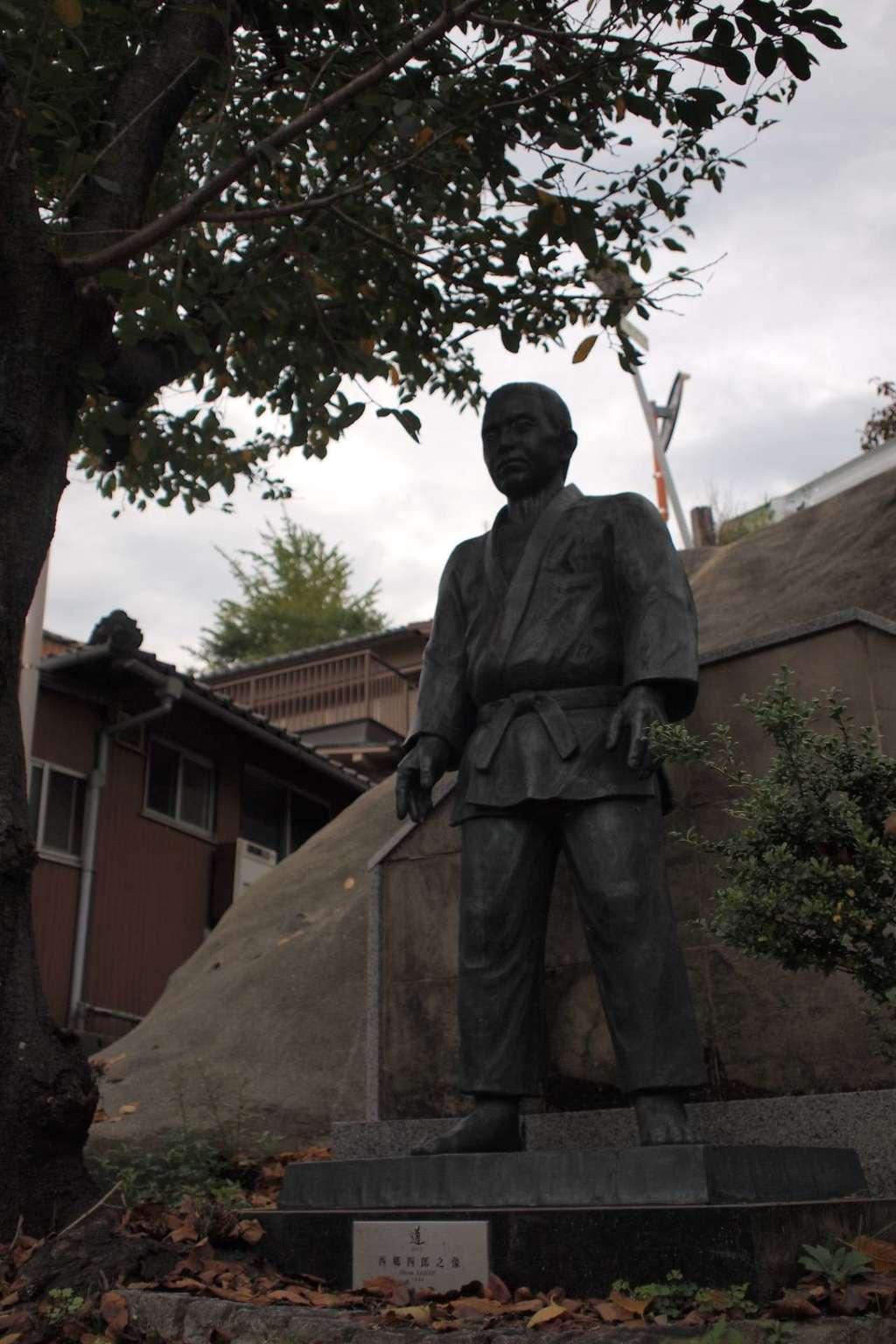 浄土寺の像