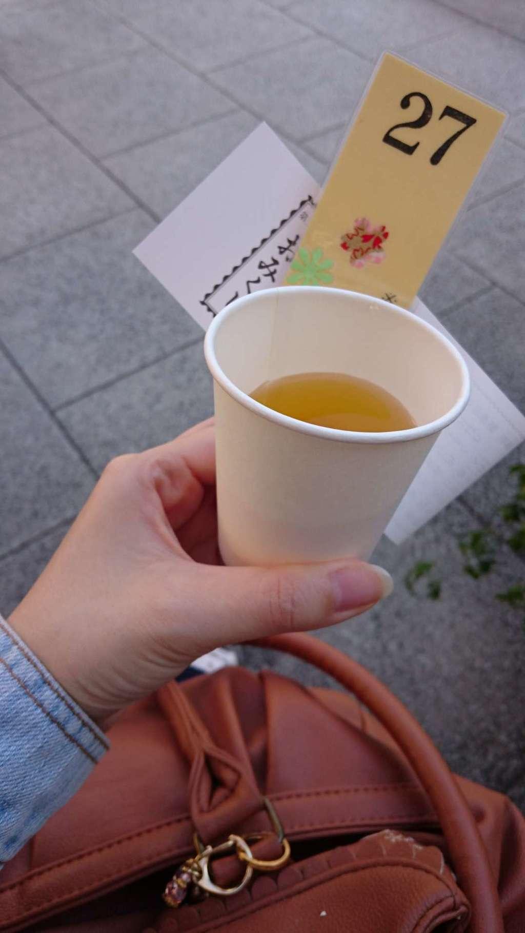 東京大神宮の食事