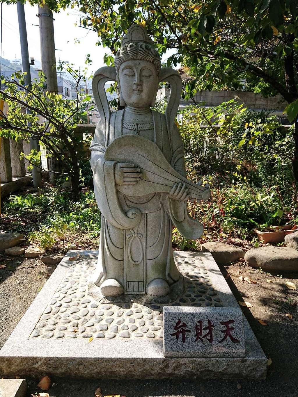 五所神社の仏像