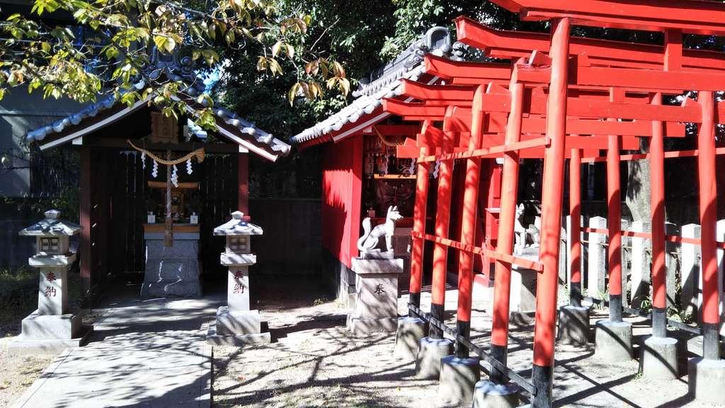 熱田神社の鳥居