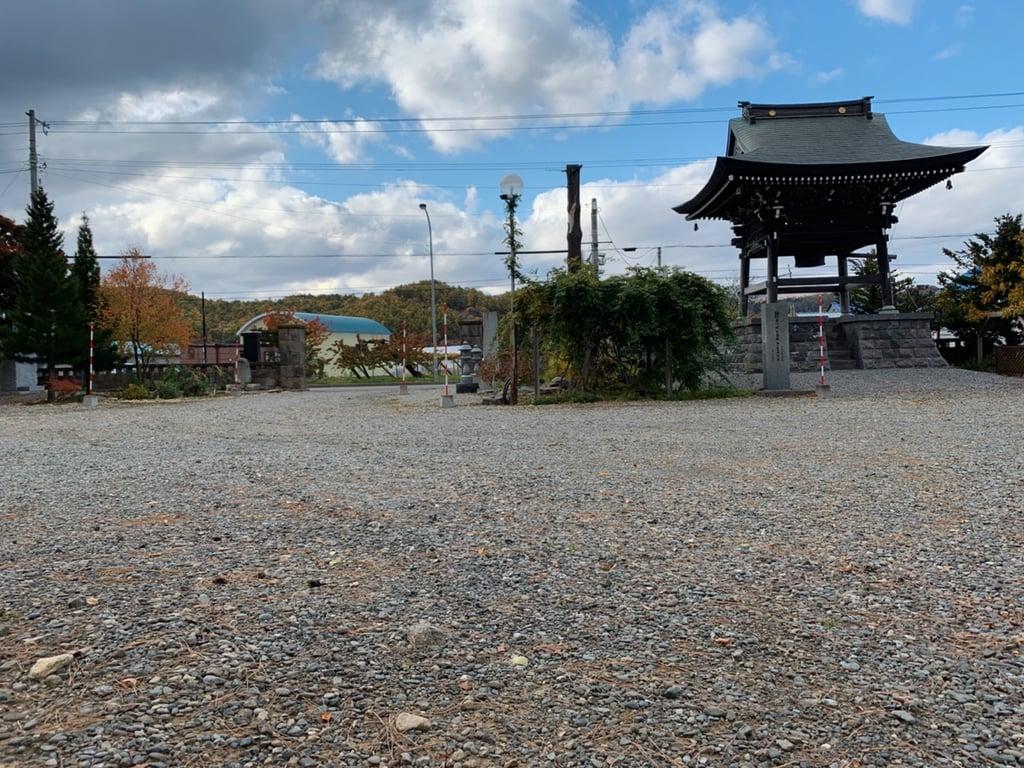 仁玄寺の景色