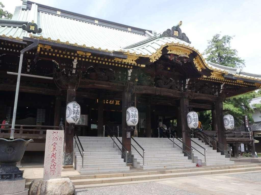 妙法寺の本殿
