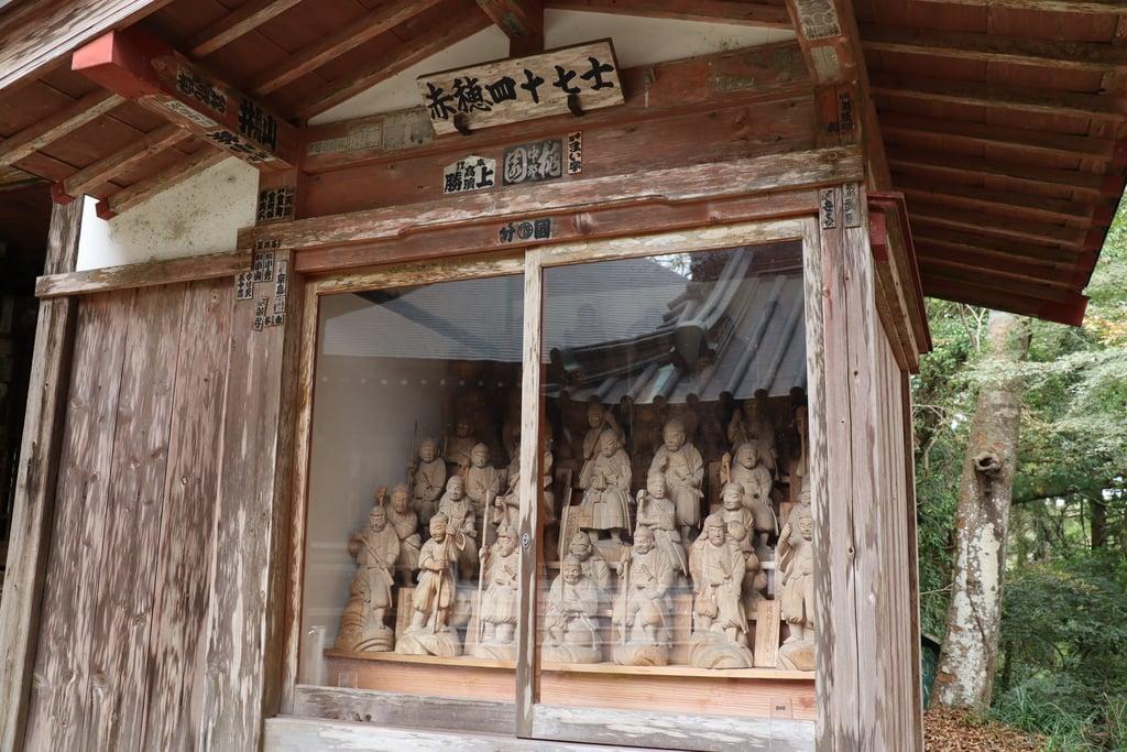清水寺の像