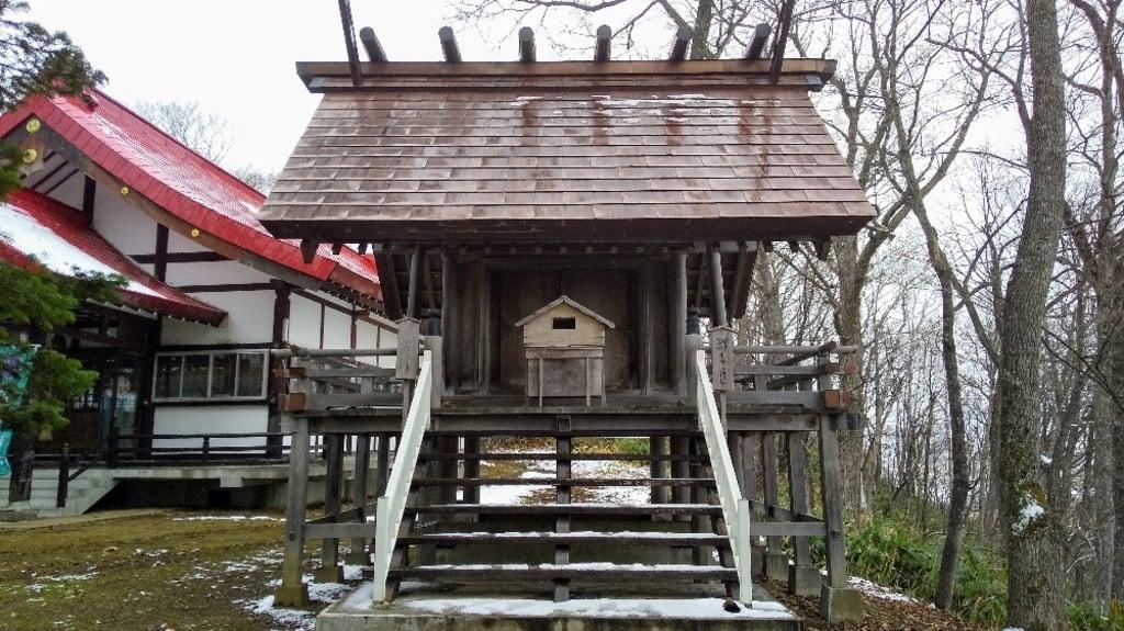 倶知安神社の末社