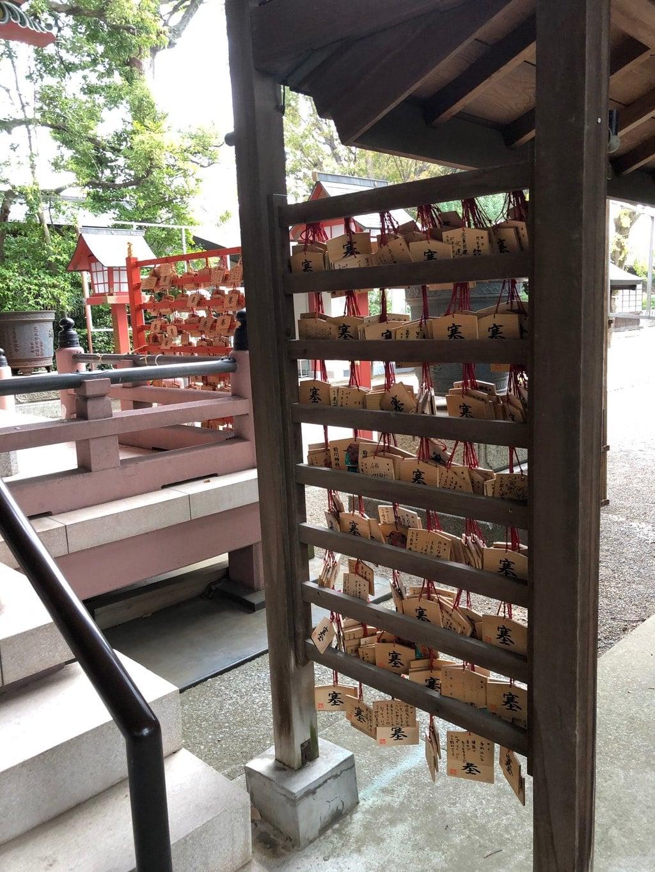 前川神社の絵馬