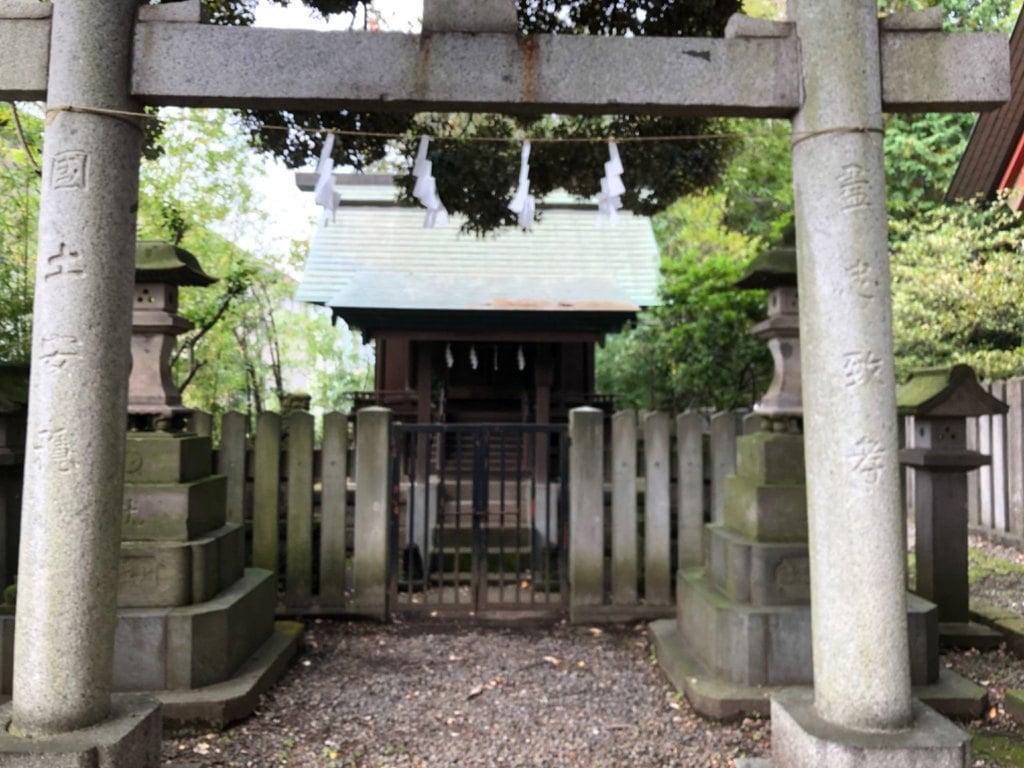 前川神社の末社