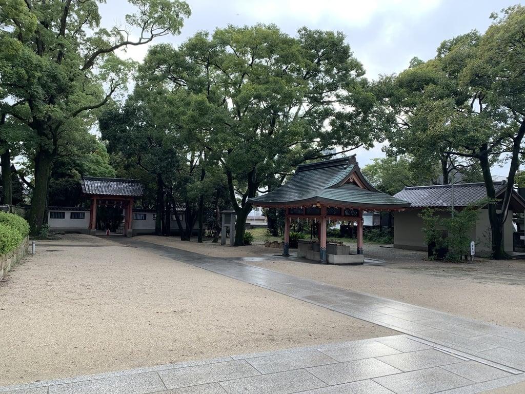 服部住吉神社の建物その他