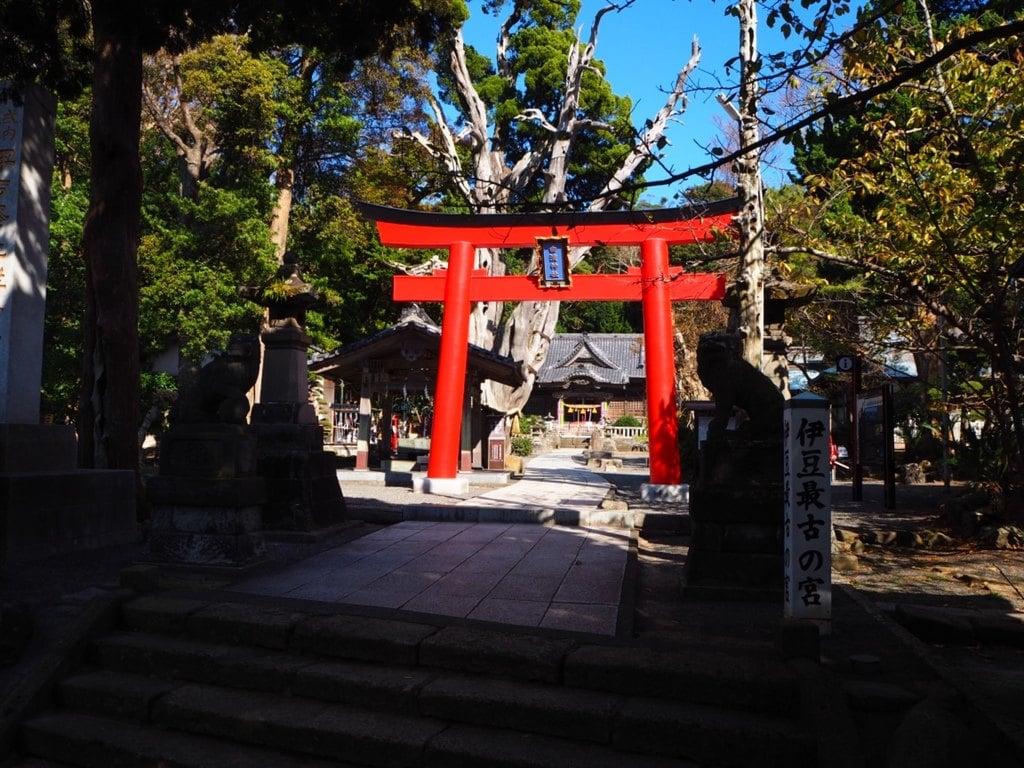 伊古奈比咩命神社(静岡県)