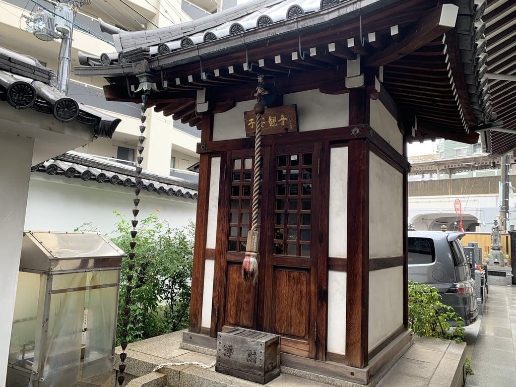 海泉寺の末社