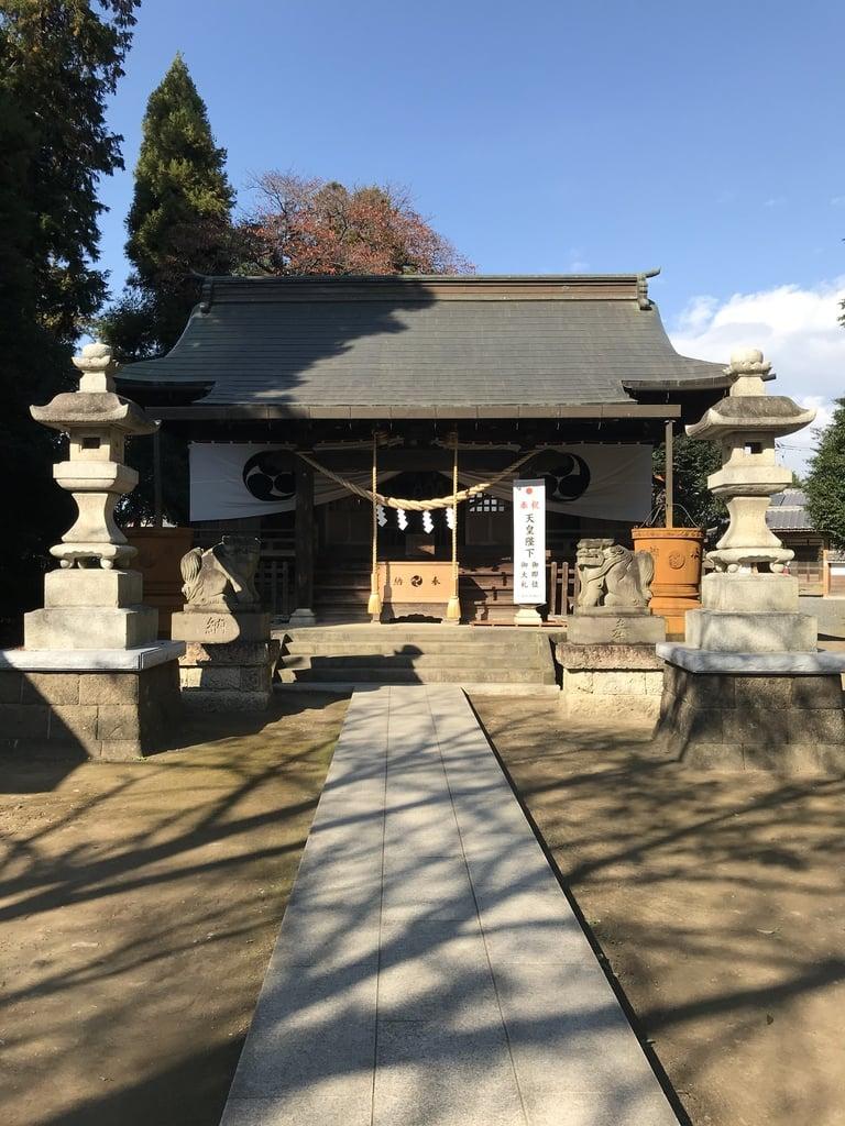 星宮神社の本殿