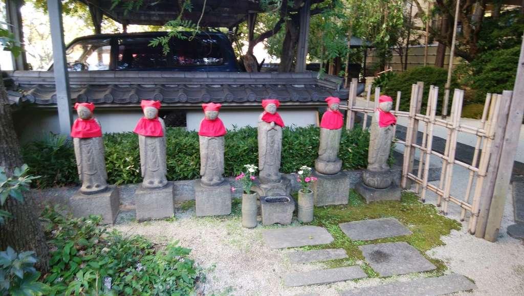 清浄寺の地蔵