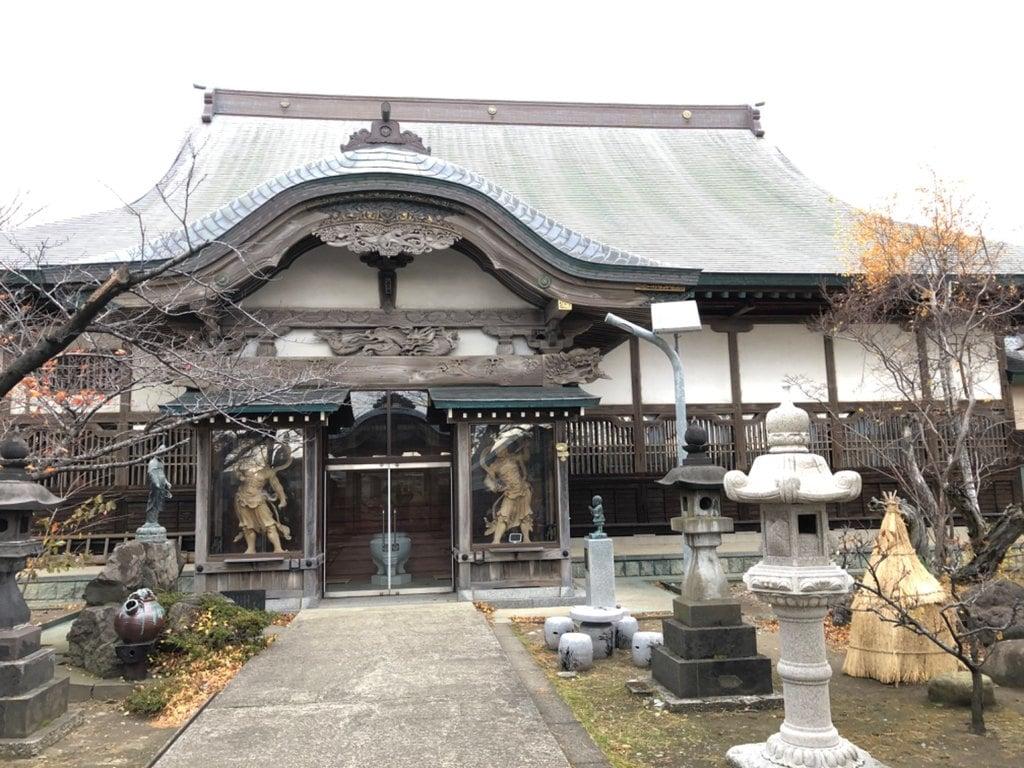 松源院(秋田県)